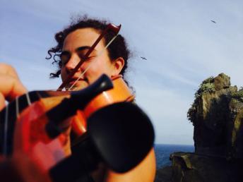 fiddling in shetland 1
