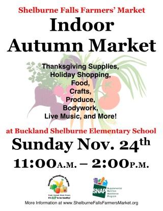 2019 Autumn Market Poster